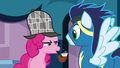 Pinkie Pie blows bubbles from her pipe S7E23.png