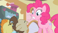 Pinkie Pie not liking results S2E13