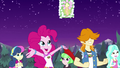 Pinkie Pie tosses her paper lantern into the air EG4.png