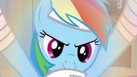 Rainbow Dash's shining epiphany S4E10