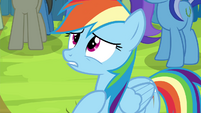 Rainbow Dash -but I was wrong!- S4E22