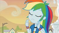 Rainbow Dash -that's cool- EG2