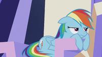 Rainbow sees Pinkie S5E8