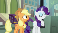 Rarity -walk with speed and confidence- S5E16