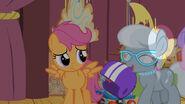 S04E05-error Silver Spoon Orejas