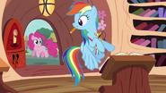 S04E10 Rainbow patrzy na Pinkie