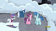 S05E02 Double Diamond, Night Glider, Sugar Belle, Party Favor