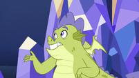 Sludge -more pony than dragon- S8E24
