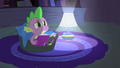 Spike asks for two more minutes S4E06.png
