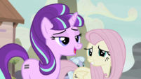 Starlight addresses Fluttershy's friends S5E2