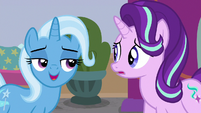"""Trixie being coy """"several"""" S9E20"""