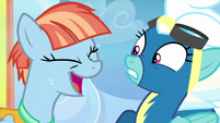 Windy Whistles meets Fleetfoot S7E7
