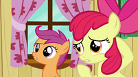 "Apple Bloom ""I hate to break it to ya"" S6E19"