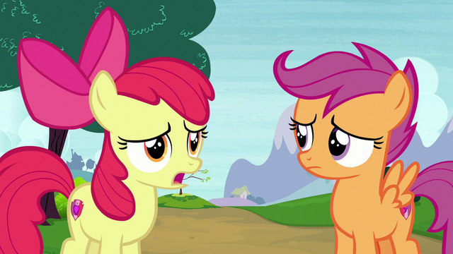 """File:Apple Bloom """"but we can't"""" S7E6.png"""
