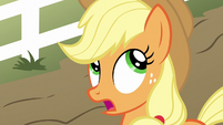 "Applejack ""an expert who hadn't heard of"" S6E18"