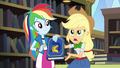 "Applejack ""kinda hard to get along with"" EG3.png"