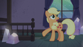 "Applejack ""never had a real Hearth's Warmin'!"" S5E20.png"
