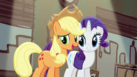 "Applejack ""we had much bigger plans to start"" S5E16"
