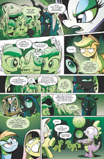 Comic issue 1 in Polish page 26