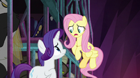 "Fluttershy ""I'll talk to him"" S8E25"