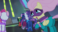 Fluttershy 'Maybe we should just come back later' S4E06