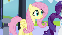 Fluttershy close up S03E11