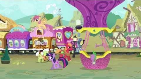 MLP FiM The Theme Song Season 5 HD
