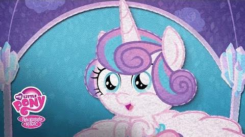 My Little Pony Australia - 'Baby Flurry Heart's Heartfelt Scrapbook The Crystalling' Original Short