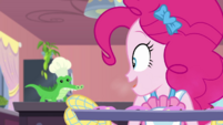 "Pinkie ""invented the perfect cookie"" EGDS30"