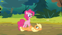 Pinkie 'And I wanna be an Apple more than ever!' S4E09
