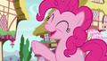 Pinkie Changeling suddenly saying goodbye S6E25.png