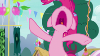 "Pinkie Pie ""all the other pies I gave you!"" S7E23"