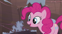 "Pinkie Pie ""our dolls are these little pieces"" S5E20"