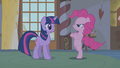 Pinkie Pie And Twilight Arms Crossed S1E09.png