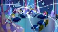 Princess Luna exerts her dream magic further S5E13