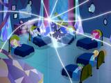 Do Princesses Dream of Magic Sheep?
