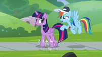 """Rainbow """"when you said you wanted my help"""" S9E15"""