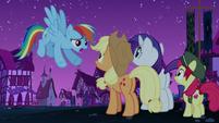 Rainbow Dash --it's still early, right--- S6E15