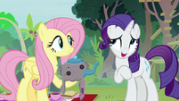 "Rarity ""I may have asked"" S8E4"