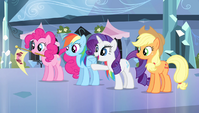 """Rarity """"there are our little superstars"""" S4E24"""
