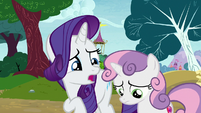 Rarity -I know you must be bored, darling- S7E6