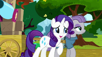 "Rarity to Maud ""sounded like you said"" S8E18"