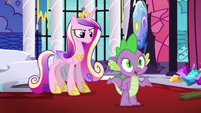Spike -I had good intentions!- S5E10