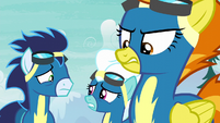 Spitfire seething with anger S6E7