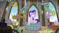 "Starlight Glimmer ""found their first artifact!"" S8E15"