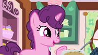 """Sugar Belle """"as many words as possible"""" S9E23"""