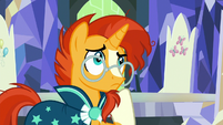 Sunburst can't think of anything S7E24