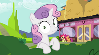 Sweetie Belle realizing S4E15