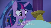 "Twilight ""I'm sure it feels terrible"" S8E11"