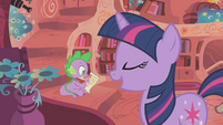 Twilight -always your faithful student- S1E07